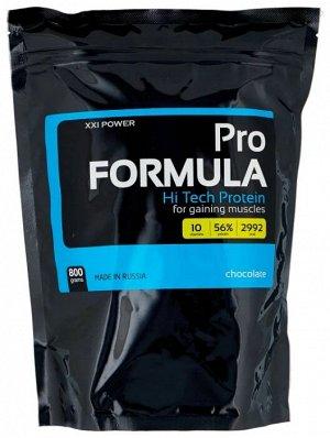 XXI POWER Pro Formula 800 г                XXI POWER Pro Formula 800 г (Шоколад)