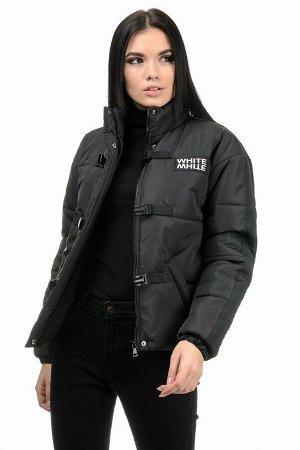 Куртка демисезонная «Каролина», 42-46, арт.281 черный