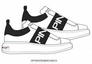 Кроссовки белый+черный 38 размер