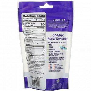 YumEarth, Органические леденцы с витамином С, Anti-Oxifruits, 93,6 г (3,3 унции)