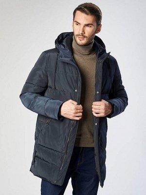 4087SP M NEW DK NAVY/ Куртка мужская (пуховик)