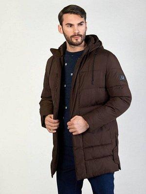 4087SP M CHOCO/ Куртка мужская (пуховик)