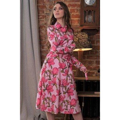 Недорогие платья и шторы  - от 42 до 56! Сумки шопперы — Платья - новинки — Короткие платья