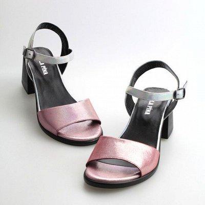 Обувь + без рядов! Шикарные новинки осень-зима 2020!  — Женская обувь Лето — Босоножки, сандалии