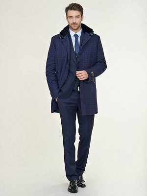 2057 M TERLANO LUX/ Пальто мужское