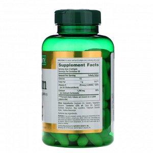 Nature&#x27 - s Bounty, Calcium Plus Vitamin D3, 1,200 mg, 120 Rapid Release Softgels