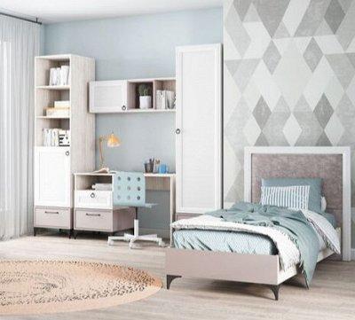 Новая, невероятно стильная мебельная коллекция АРТ — Лаконичная и современная мебель для детской ФЬЮЖН — Гарнитуры
