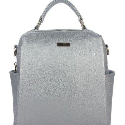 Качественные и модные сумки LA*CC*OMA - 1  — Рюкзак трансформер — Рюкзаки