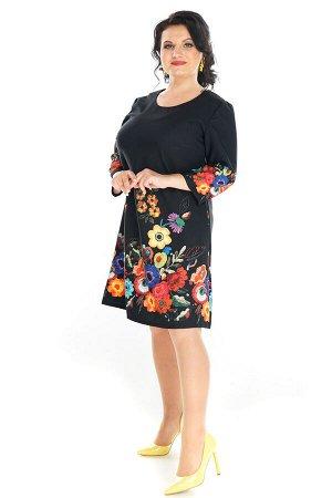 Платье-4341