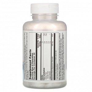 KAL, глицинат магния, 400 мг, натуральный ароматизатор со вкусом апельсина, 120 жевательных таблеток