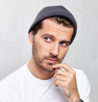 Твоя  новая шапка 👒 — ОДИНАРНЫЕ, ДВОЙНЫЕ мужские шапки — Шапки