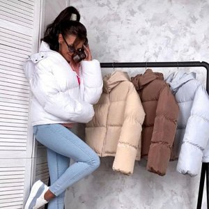 Куртка, Белый