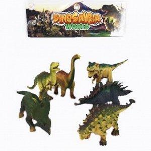 Набор динозавров OBL806905 HJ668-6 (1/96)