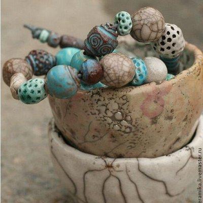 🖌Всё для изготовления бижутерии🖌 — Керамические бусины — Хобби и творчество