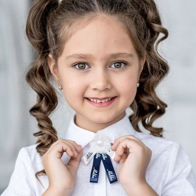 Большой выбор школьной одежды от Росс.производителя — Блузки (рост 104-170). — Одежда для девочек