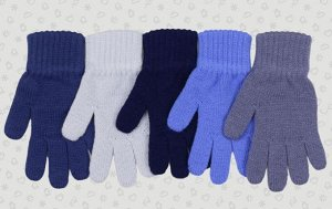 Перчатки Перчатки. Размер: 14 (5-6 лет). Состав: 100% Акрил. Подклад: Без подклада