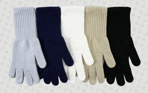 Перчатки Перчатки. Размер: 17 (14-16 лет). Состав: 100% Акрил. Подклад: Без подклада