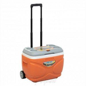 Изотерм. контейнер на колесах PRUDENCE 30л оранжевый TPX-3007-30-O PINNACLE