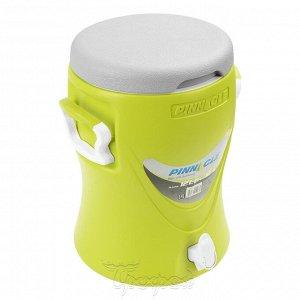 Изотерм. контейнер для жидкости Platino 12л зеленый TPX-2090-12-G PINNACLE