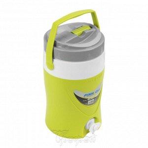 Изотерм. контейнер для жидкости Platino  4л зеленый TPX-2096-4-G PINNACLE