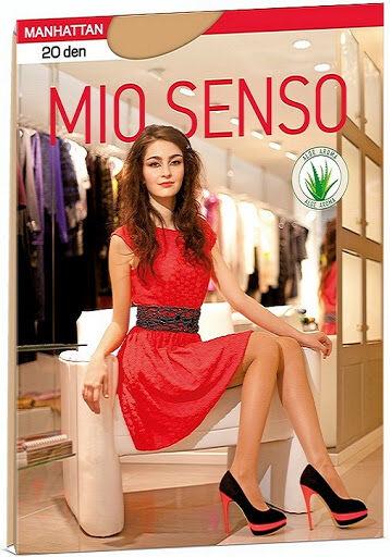 За колготками!  34 — MIO SENSO (колготки) — Колготки