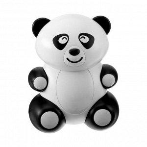 Ингалятор (небулайзер) СN-HT02 «Панда», компрессорный, 2-12 мл, 60 дБ, чёрно-белый