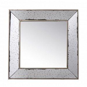 Зеркало настенное Marion состаренное 48*48*6,5см