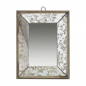 Зеркало настенное Dorthea винтажное 5,1*30,5*24,1см