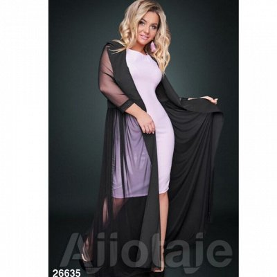 AJIOTAJE-производитель модной одежды с 42 по 64 рр. Новинки — Платья и стильные костюмы PLUS SIZE 3 — Одежда