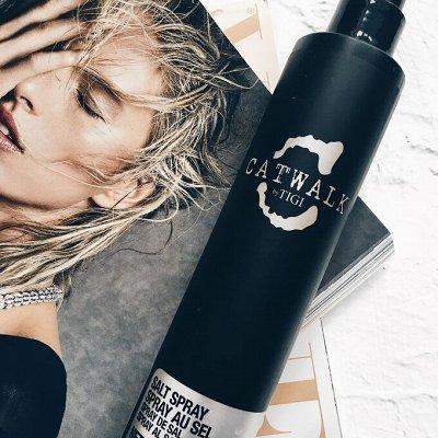 TIGI профессиональный уход за волосами! — Tigi catwalk styling укладка волос — Укладка