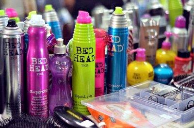 TIGI профессиональный уход за волосами! — Tigi bed head styling укладка волос — Укладка