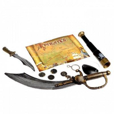 Сима - Игрушки для мальчиков — Наборы пирата — Игрушки и игры