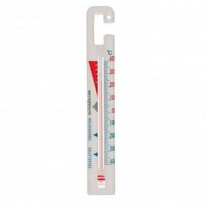 Термометр универсальный. спиртовой. с крючком. белый