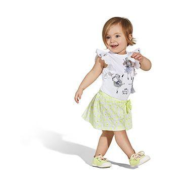 Итальянская детская одежда Original Marines.Акция -50%  — Маленькие девочки (3-36 месяцев) — Платья