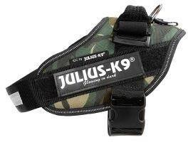 JULIUS-K9 шлейка для собак IDC®-Powerharness 2 (71-96см/ 28-40кг), камуфляж