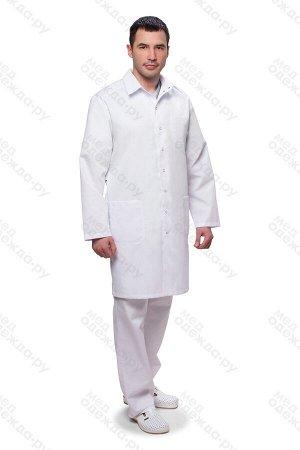 Халат медицинский мужской №509
