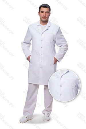 Халат медицинский мужской №510-1