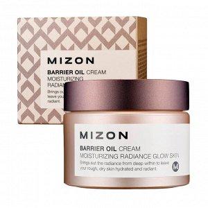 Крем для лица с маслом оливы MIZON Barrier Oil Cream, 50 ml