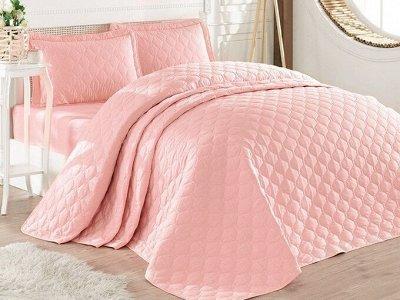 🌃Сладкий сон! Постельное белье, Подушки, Одеяла 💫 — Комплект Покрывало + наволочки — Для дома