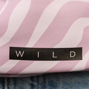Сумка поясная Wild Pink