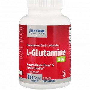 Jarrow Formulas, L-Glutamine Powder, 8 oz (227 g)