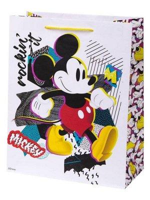 Подарочный пакет Микки Маус: Микки на прогулке