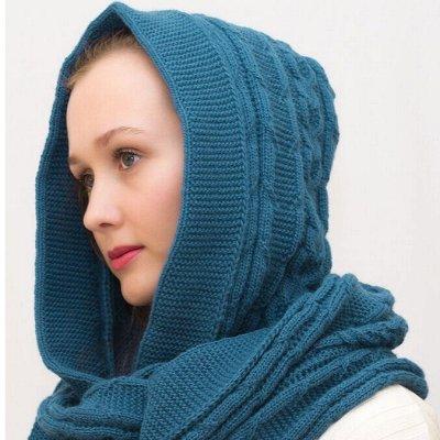 Lana - стильные шапки, комплекты для всей семьи! Новинки ОЗ — Снуды, шарфы, капоры — Платки и шарфы
