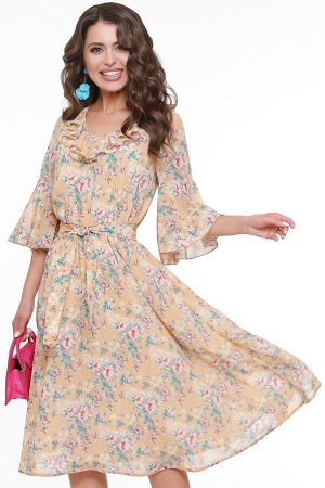 Платье Любовное настроение, нежная