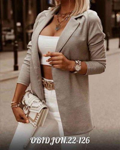 ❤️Хиты продаж! Модный гардероб по привлекательным ценам!❤️ — Пиджаки женские — Пиджаки