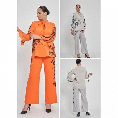 Стильная Женская Одежда из Турции 48-58 размер — Неповторимая VERDA!!!!  — Платья