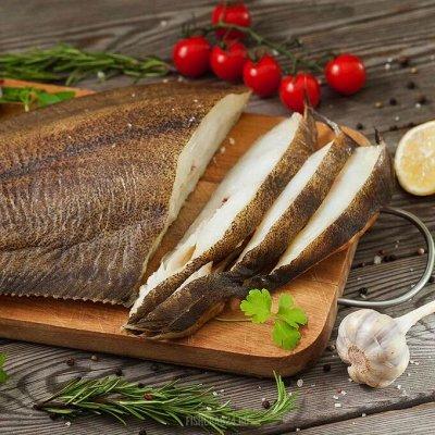 Океан вкуса! Икра! Рыбные стейки! Фарш нерки!  — Головы палтуса подкопченные — Соленые и копченые