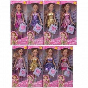 Кукла Defa Lucy Сверкающая модница 24см в ассортименте 12 видов1914