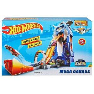 Игровой набор Mattel Hot Wheels Сити МегаГараж2