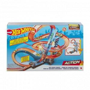 Игровой набор Mattel Hot Wheels Падение с башни25